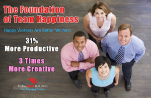 Team Building to Create Happy Employees