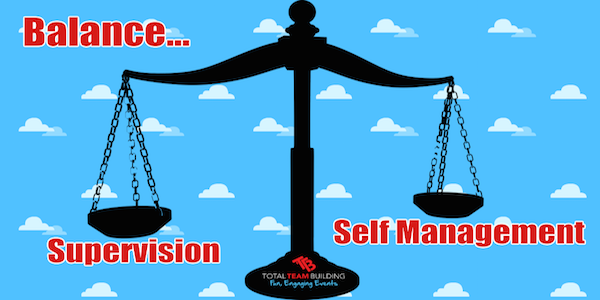 Balance Supervision and Self Management