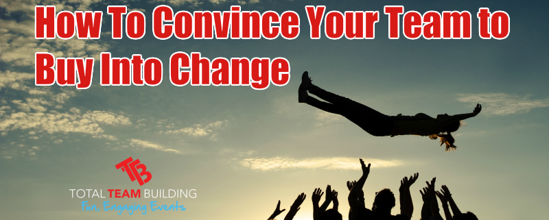 How to manage change within your team