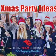 corporate xmas party ideas