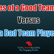 Qualities of a good team player