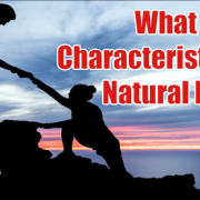Characteristics of Natural Leader