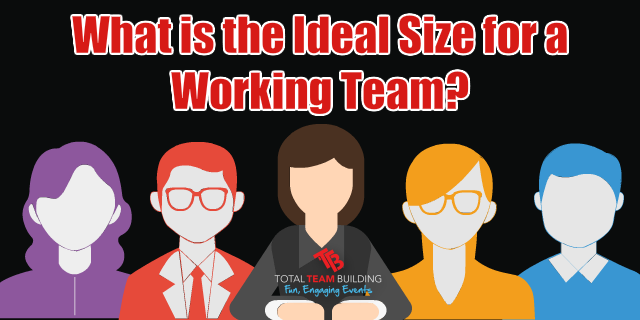 What is the ideal team size