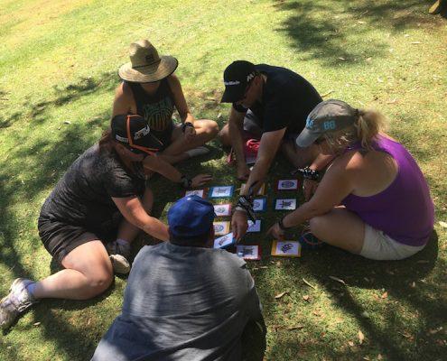 Survivor Team Building Activity