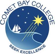 Comet Bay College Logo