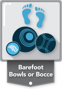bocce and bowls
