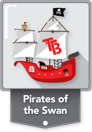 Pirates of the Swan