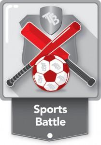 sports battle