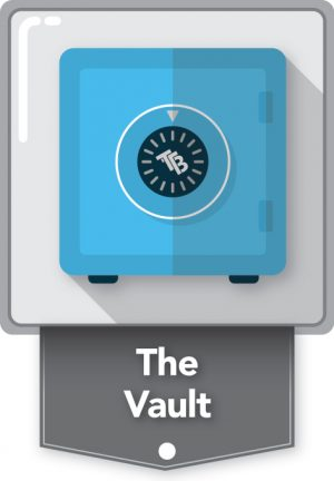 the vault team building program