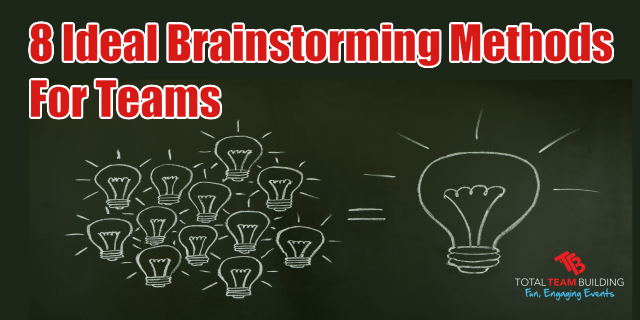 brainstorming methods for teams