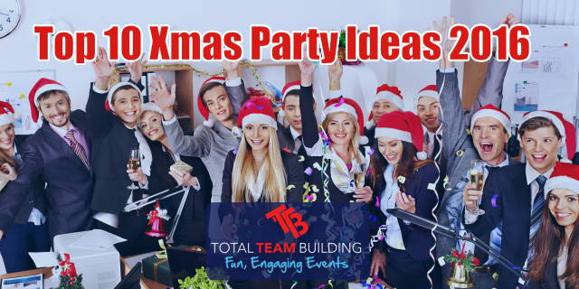 top 10 xmas party ideas for 2017