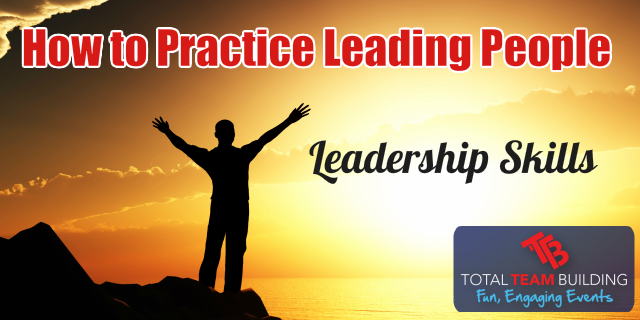 Leading people by developing leadership skills