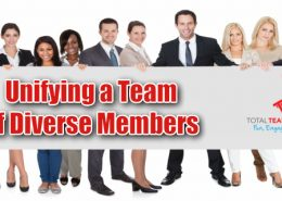 Unifying a team of diverse members