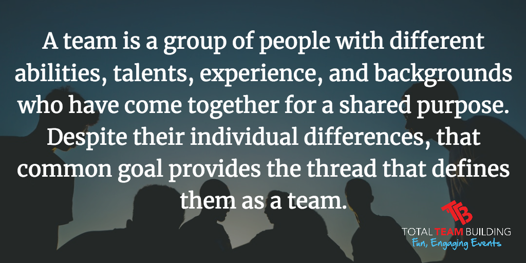 Team Building Quotes Total Team Building