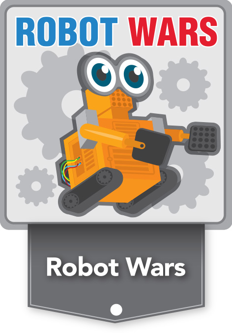 Robot Wars - Indoor charity team building activity - Total Team Building