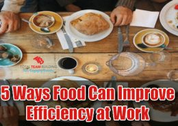 5 Ways Food Increases Workplace Efficiency