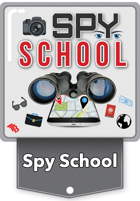 Spy School Outdoor Team Building Activity