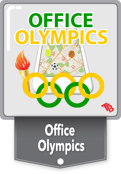 Remote Team Building - Office Olympics