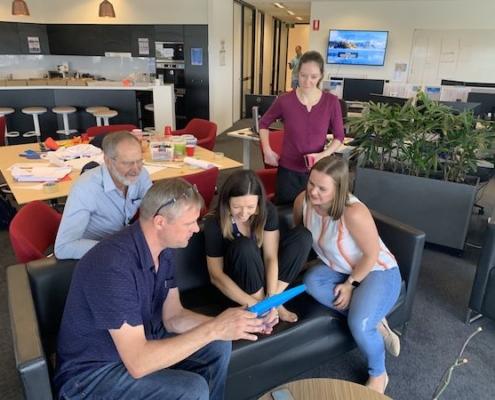Remote Team Building Program