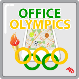 Office Olympics Remote team building