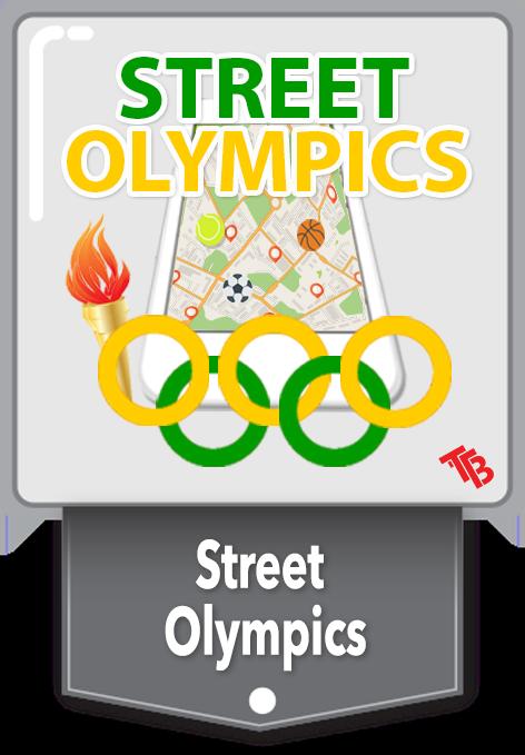 Street Olympics Australia - Amazing Race Scavenger Hunt
