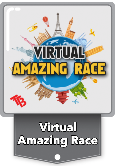 Virtual Amazing Race Team Activity