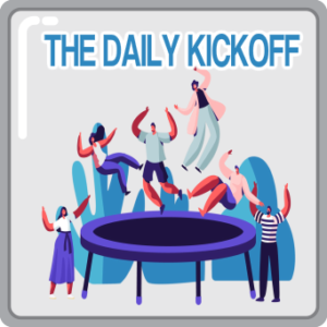The Daily Kickoff - Virtual Team Building Challenge