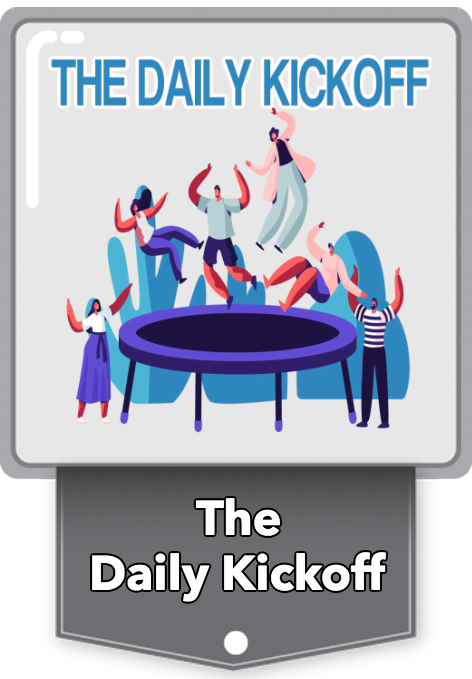 The Daily Kickoff Online Team Building Activity