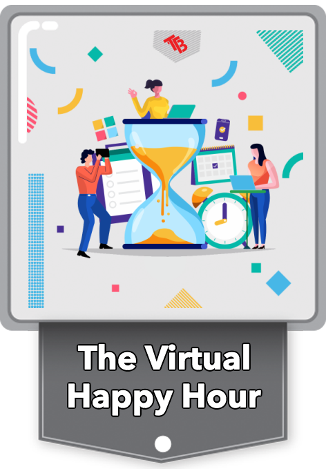Virtual Happy Hour - Virtual Team Event