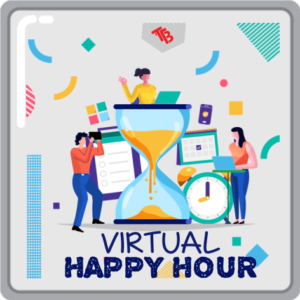 Virtual Happy Hour - Remote Team Building Event