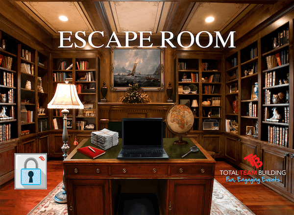 Escape Room Virtual Team Event