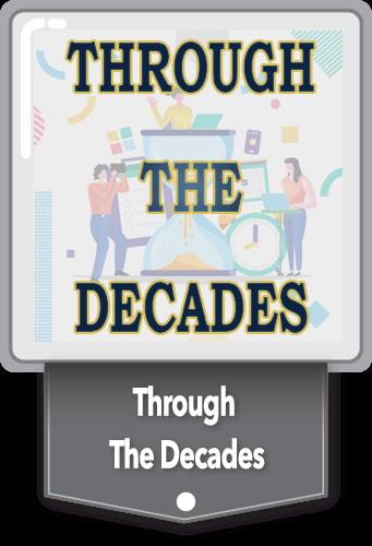 Through The Decades Virtual Team Activity